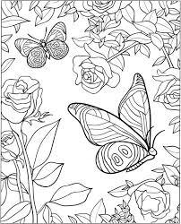 Kleurplaat Vlinder Kleurplaten Mandala Kleurplaten Kleurboek