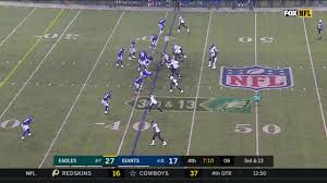 Boston Scott puts Giants in spin cycle ...