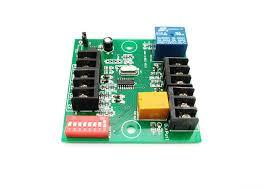 Smart Alarm Electric Fence Energizer Linkage Light Relay Module Dc 12v