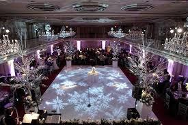 venues for a winter wonderland wedding