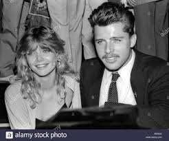 Michelle Pfeiffer and Maxwell Caulfield 1982 Opening of Grease 2 ...