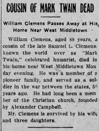 Obituary for William Clemens (Aged 89) - Newspapers.com
