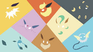 eevee evolutions wallpaper ① wallpaper