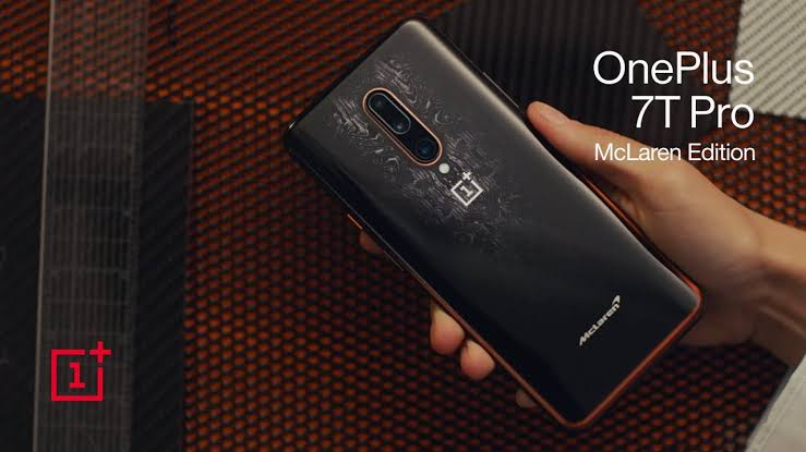 Image result for OnePlus 7T Pro McLaren Limited Edition