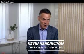 The original shark Kevin Harrington talks Fan360 — the future for ...