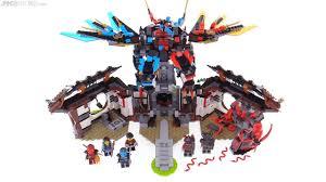 LEGO Ninjago Dragon's Forge review ? 70627 - YouTube