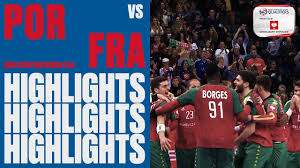 Highlights | Portugal vs France