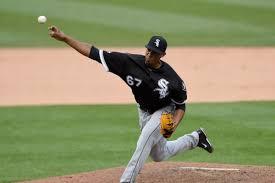 MLB Rookie Profile: Juan Minaya, RHP, Chicago White Sox - Minor League Ball