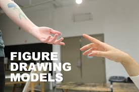 A Night with Figure Drawing Models ...