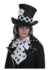 dark mad hatter wig