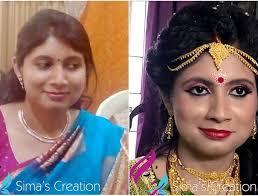 fashion makeup artist in kolkata