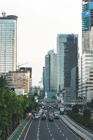 wallpaper jakarta indonesia city