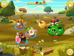 Moorlands - 2 | Angry Birds Wiki