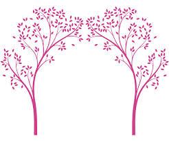 Wall Stickers Murals Tools Home Improvement Dark Brown 067005080000000000000000 Littlelion Studio Tree Canopy Portal Wall Decal