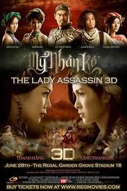 the lady assassin 3d fandango