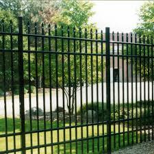 Aluminum Fence Heavy Duty Aluminum Fence Panels Factory Direct