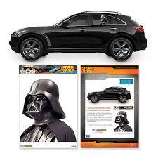 Star Wars Darth Vader Passenger Series Car Decal Star Wars Vehicles Darth Vader Star Wars Darth Vader