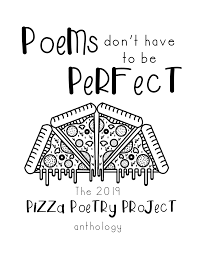 pizza poetry anthology