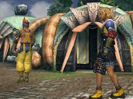 Tidus and Wakka - Besaid Village - Final Fantasy X Photo (37389922 ...