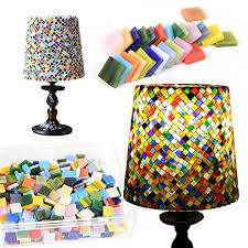 mosaic glass tile mixed color