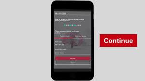 hsbc uk mobile banking register for