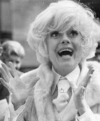 Pin by Twila Walker on inspiration for audrey. | Carol channing ...