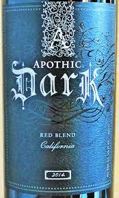 apothic dark calories archives the
