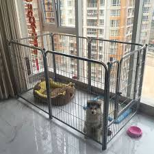 Space Big Husky Big Dog Indoor Dog Fence Dog Cage Fence Dog Cage Large Large Labrador Shopee Malaysia