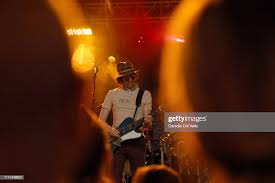 Aaron Lee Tasjan performs onstage during Live On The Green at ...