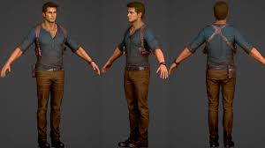 Uncharted 4] Nathan Drake Island by ...
