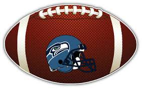 3 Or 5 Seattle Seahawks Nfl Helmet Car Bumper Sticker Decal Jolash Pl