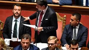Crisi di governo, le dimissioni di Conte: