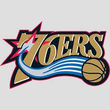 Fathead Philadelphia 76ers Logo Wall Graphic