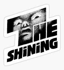 The Shining Stickers Logo Sticker Sticker Design The Shining