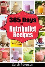 nutribullet recipes 365 days of