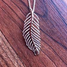 pandora jewelry rose gold feather