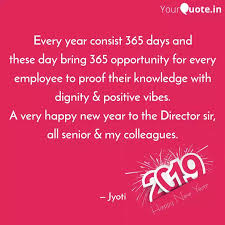 every year consist da quotes writings by jyoti bharti