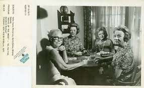 HELEN HAYES MYRNA LOY SYLVIA SYDNEY MILDRED NATWICK SNOOP SISTERS ABC TV  PHOTO | eBay