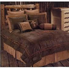 comforter cross bedding set