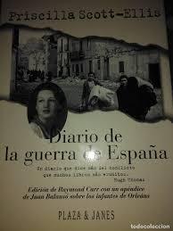 Diario de la guerra de españa .priscilla scott- - Sold through Direct Sale  - 108763491