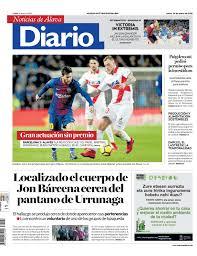 Calameo Diario De Noticias De Alava 20180129