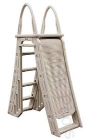 A Frame Ladder For Above Ground Swimming Pools Confer 7200