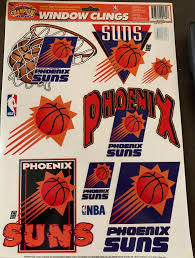 Neighbor Gave My Dad These Window Decals C 1997 Suns