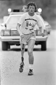Exhibition celebrating Terry Fox's Marathon of Hope lands in Edmonton - The  Globe and Mail