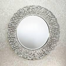 bevelled wall mirror by deknudt mirrors