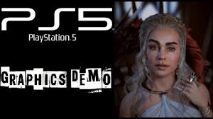 PlayStation 5 Game Graphics Demo! - YouTube