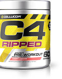 cellucor c4 ripped thermogenic pre