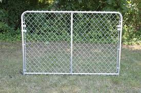 Stephens Pipe Steel Dks00604 6 Ft X 4 Ft Silver Series Galvanized Steel Kennel Panel At Sutherlands