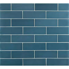 3x9 glass tile tile the home depot