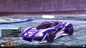 Just Found Out Rocket League Has An Alita Inspired Decal For One Of Their Cars Cyclone The Decal Is Called L Ita 99 Alitabattleangel